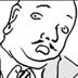 社長 - WEB漫画「それいけ! バケタン」登場人物
